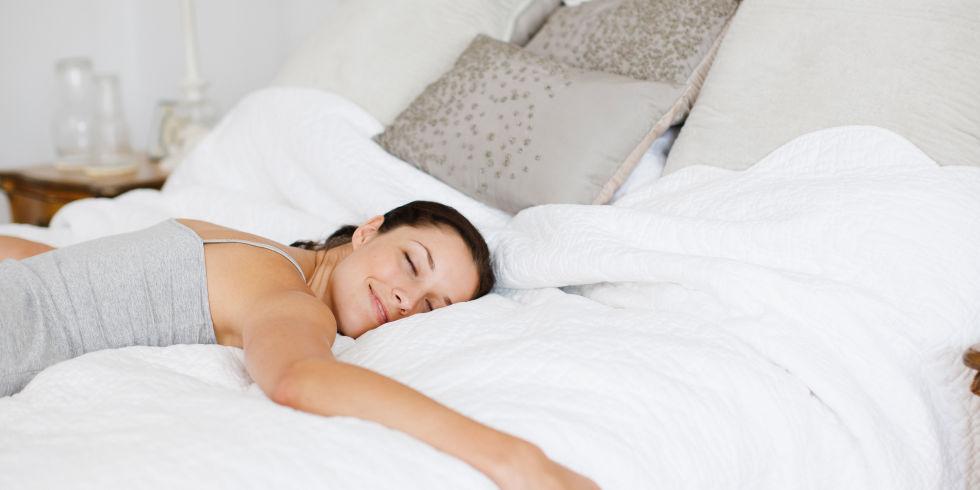 Vệ sinh ga giường gói ngủ để ngăn mụn